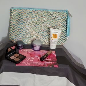 Lancome 6pc Lifting & Firming Renergie w/ Pouch